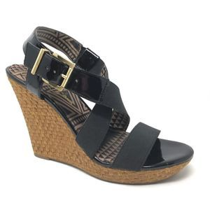 Jessica Simpson Catskill Wedge Sandals Sz 11